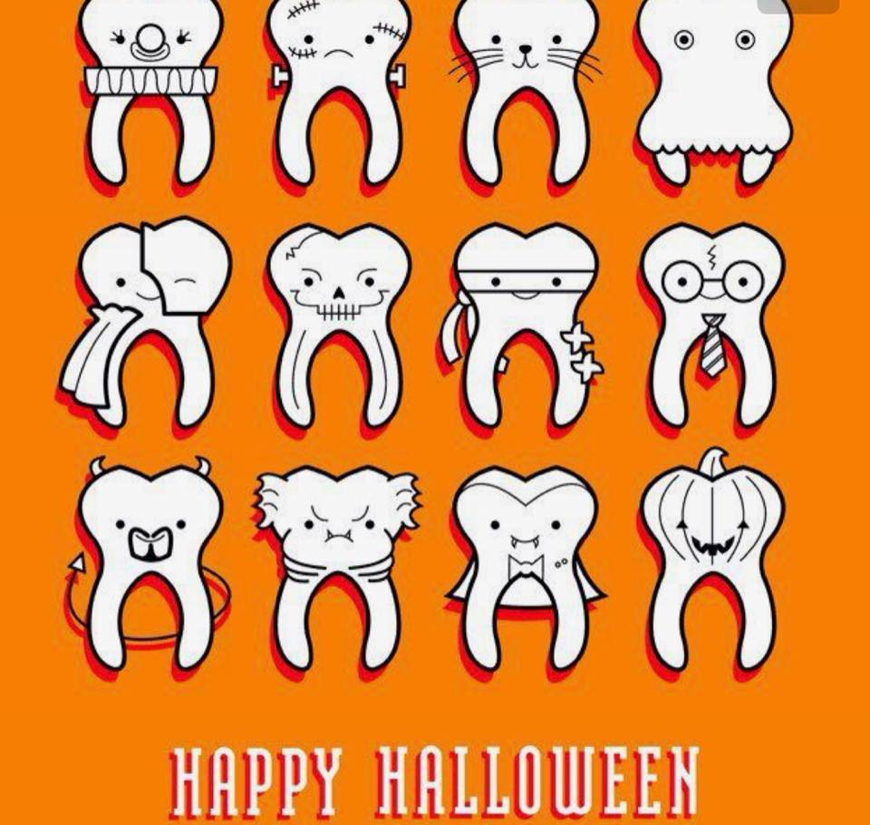 This is the image for the news article titled Braces-Friendly Halloween Treats